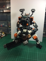 Almost done! and now with the Legion's Predator Cannon!